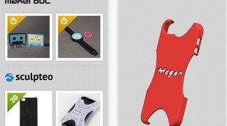 eBay Exact: Gegenstände mit 3D-Drucker ausdrucken und zuschicken lassen