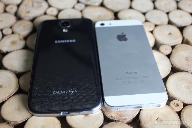 iPhone 5 vs. Galaxy S4: Samsung-Handy im Netz beliebter