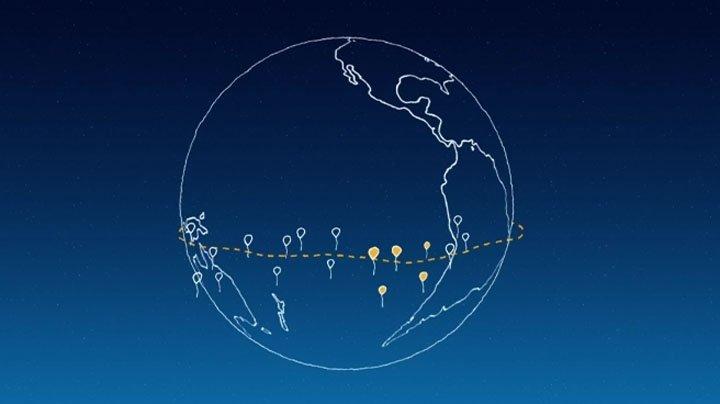Googles Internet aus dem Himmel: Project Loon