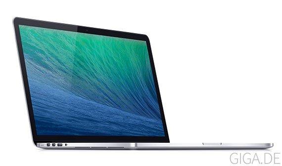 Neue MacBook Pros mit High-End Haswell-Chips anscheinend im Oktober