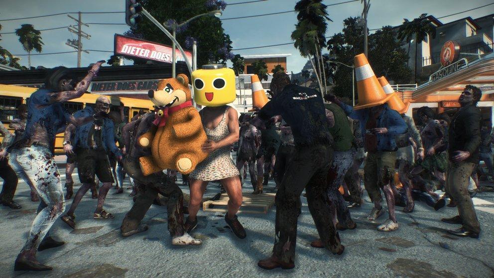 Neue Screenshots zu Dead Rising 3 zeigen euch den Zombiewahnsinn
