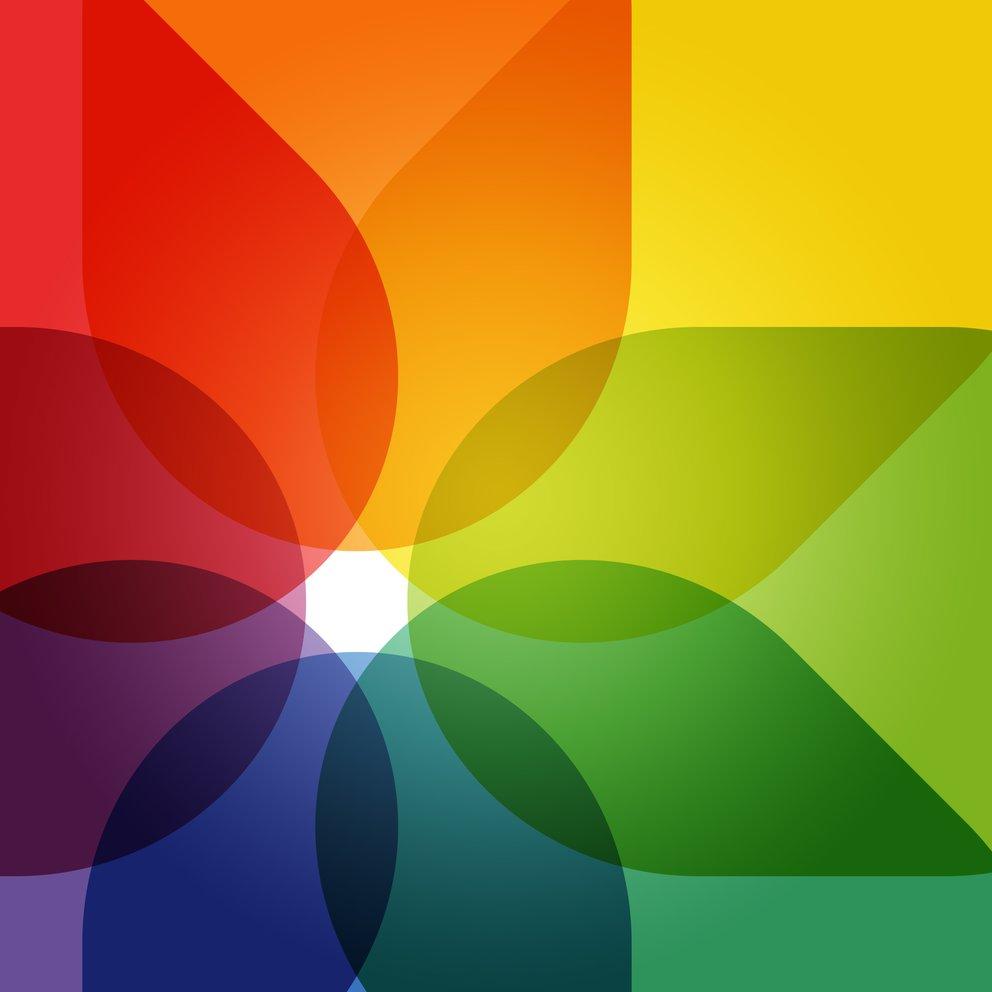Colourwall iPad Retina #1