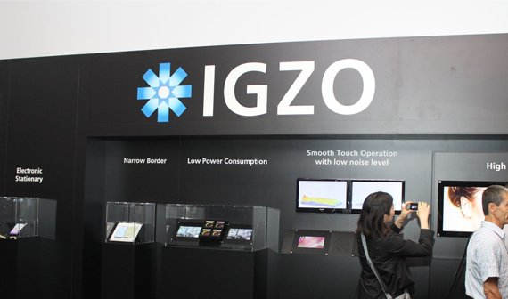 Gerücht: iPad 6 und MacBook Pro 2014 mit IGZO-Display?
