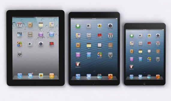 iPad 5 kommt im September, iPad mini 2 mit Verspätung