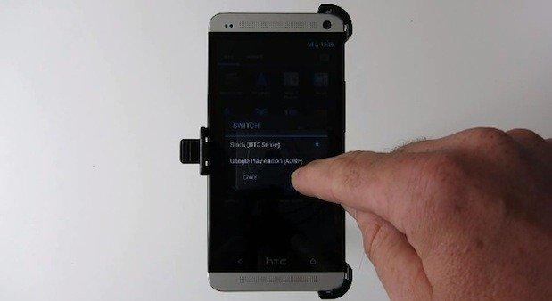 HTC One: Betatester für MoDaCo.SWITCH werden