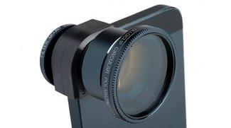 Olloclip: Neue Anstecklinse für iPhone 5 mit 2x Telefoto und Polarisationsfilter
