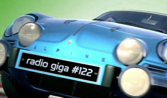 radio giga #122: DuckTales, Bureau, Lost Planet 3, Gran Turismo Film