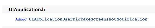 Screenshot-Detection-API in Beta 4