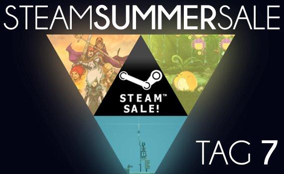 Steam Summer Sale 2013: Tag 7, schon wieder ohne Daily-Feature!