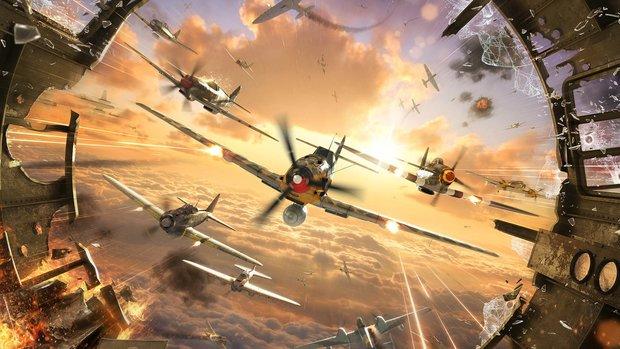 World of Warplanes: Tipps, erste Schritte, Anleitung