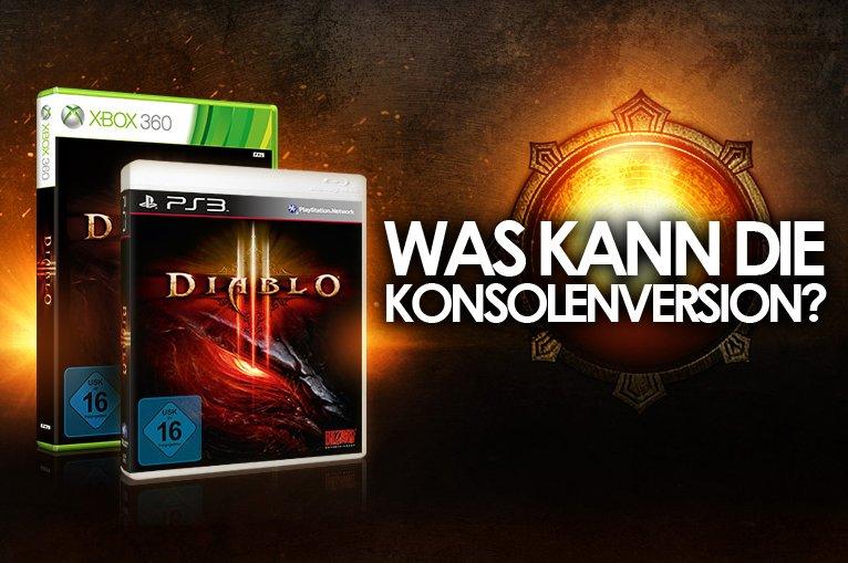 Diablo 3 für PS3 und Xbox 360: Was kann die Konsolenversion?