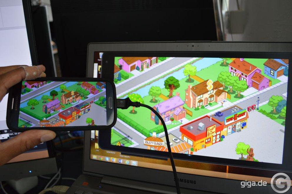 Samsung SideSync: Ein Blick auf den Geräte-Synchronisationsdienst