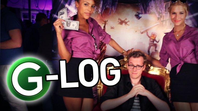 Party, Babes und geile Games - gamescom 2013 - G-Log