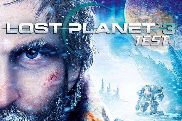 Lost Planet 3 Test: Frostbeulenpest