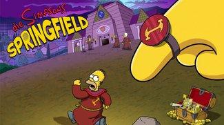 Simpsons Springfield Freunde und mehr: Bin ich süchtig? Eine dezente Hassliebe