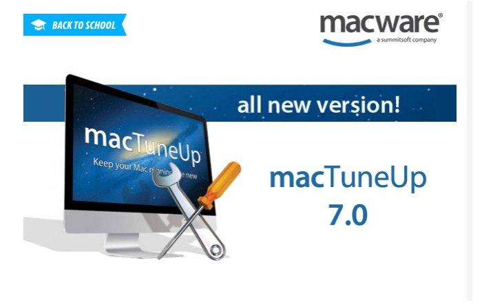 MacTuneUp 7.0 für ca. 15 Euro bei Stacksocial