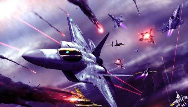 Ace Combat Infinity: Erster richtiger Trailer zum... F2P-Titel?!