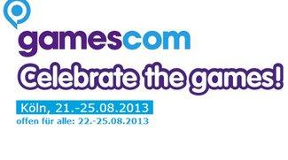Gamescom 2013 im Livestream: Alle Infos und Enthüllungen