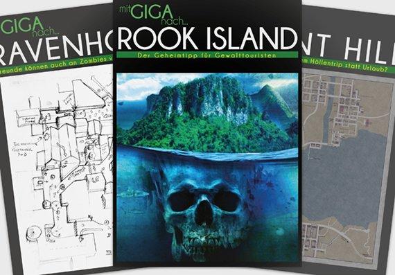 Der große GIGA-Reiseführer: Die schönsten Reiseziele für Gamer