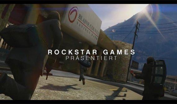 Offizieller Trailer zu GTA 5: Filmische Action - ab dem 17. September zu haben