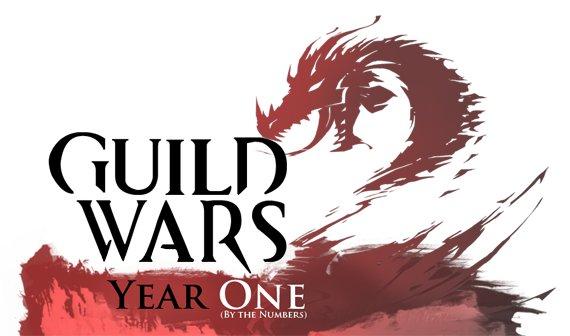 Epische Infografik zu Guild Wars 2: Ein Jahr MMO-Abenteuer