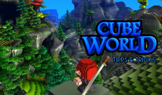 Cube World: Tipps für Neueinsteiger in die Block-Welt