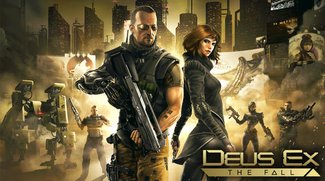 Deus Ex - The Fall: Stealth-Shooter ab September bei Google Play