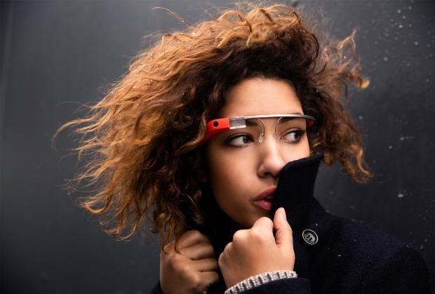 Wirkt gegen die smarten Kontaktlinsen wie aus dem Mittelalter: die Google Glass