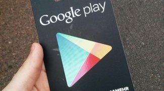 Google Play Geschenkkarten: Ab heute auch bei Media Markt und Saturn