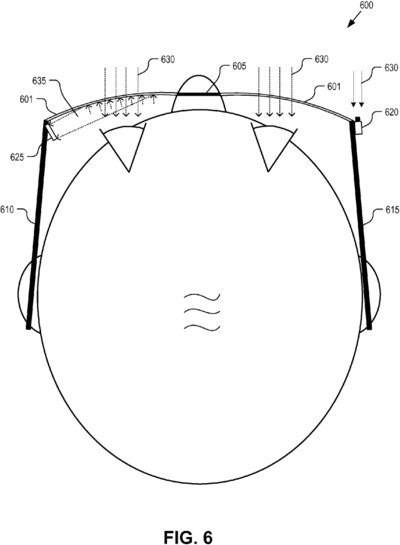 google pay per gaze patent