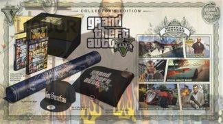 GTA V Collector's Edition: Der Umfang der GameStop-Edition von GTA 5