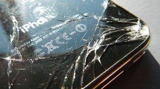 Fotos von kaputten iPhone 5 gesucht