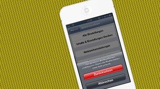 iPhone 4 zurücksetzen: So kommt ihr an die Werkseinstellungen (Anleitung)
