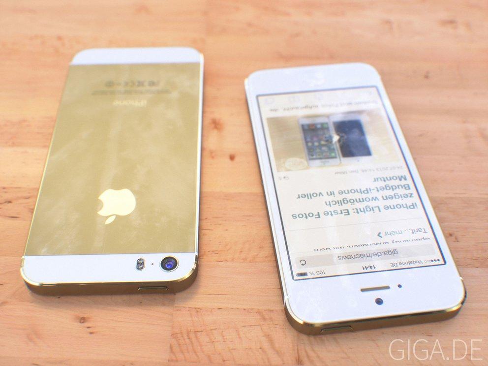 iPhone 5S: Analyst Kuo glaubt an güldenes Gehäuse, 128 Gigabyte Flash und 1 Gigabyte RAM