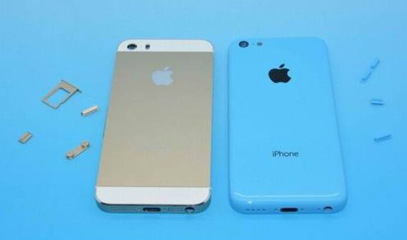 iPhone 5S und 5C: Bilder über Bilder