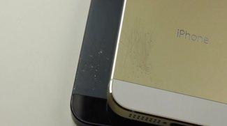 iPhone 5S vs. Messer: So kratzfest ist das kommende iPhone [Video]