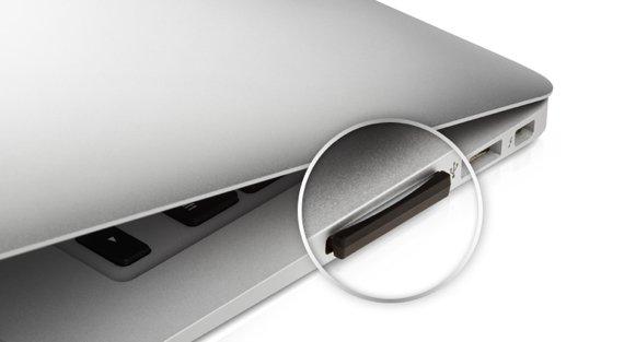 SD-Card-Speicher für MacBook Air und Co: PNY StoreEDGE vorgestellt