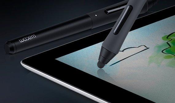 Drucksensitiver Stift für das iPad: Wacom Intuos Creative Stylus angekündigt