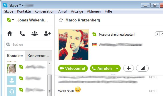 was ist skype-buttons