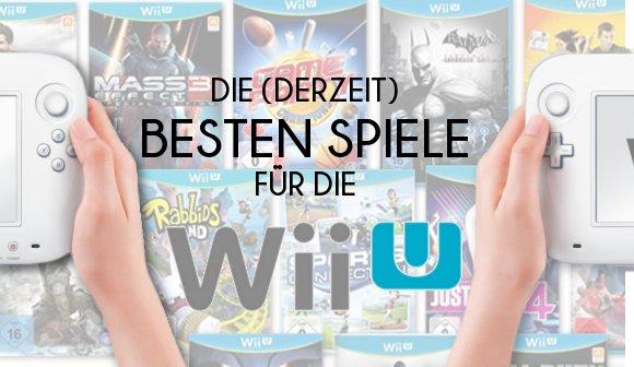 Wii U Spiele: Die derzeit besten Games für Nintendos Krisen-Konsole