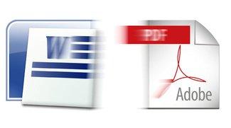 Word in PDF umwandeln - Verschiedene Methoden