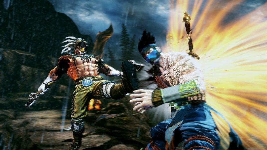 Killer Instinct Thunder vs. Jago