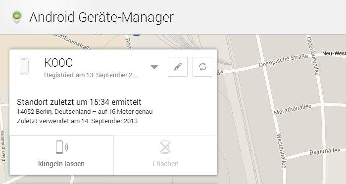 Android Geräte-Manager: Passwort-Änderung bald aus der Ferne möglich [APK-Teardown]