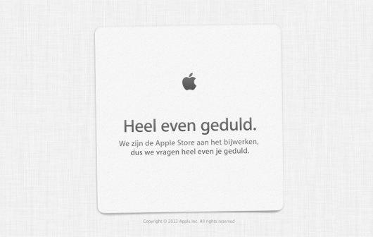 Apple Store offline – Welche Hardware gibt es heute?