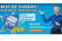 PlayStation3 Ultra Slim 500 GB Weiße Edition für 269,00 Euro