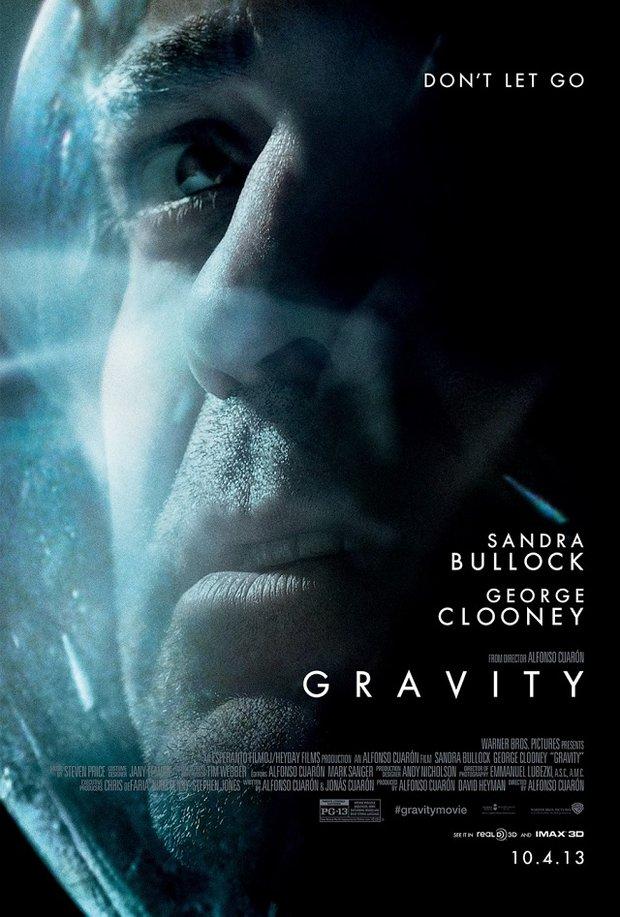 """Gänsehaut-Garantie: Der neue Trailer zu """"Gravity"""" zieht euch die Schuhe aus!"""