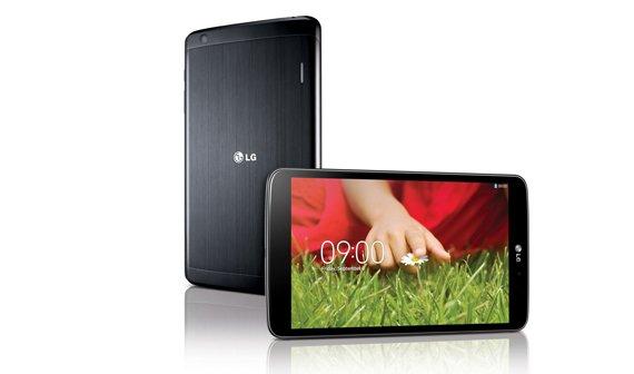 LG Pad 8.3: Unser erster Eindruck von LGs neuem Tablet (Hands-On)