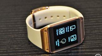 Samsung Galaxy Gear auf der IFA 2013 offiziell vorgestellt