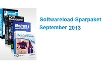 Softwareload Sparpaket mit 4 Programmen für 9,99 Euro