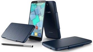 Alcatel One Touch Hero: Smartphone mit E-Ink- und LED-Cover vorgestellt [IFA 2013]